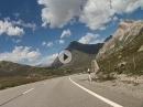 Bernina Pass - entlang der Rätischen Bahn