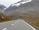 Berninapass (Westseite) / Passo del Bernina, Graubünden, Schweiz