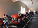 Besuch Guzzi Museum in Mandello Del Lario on Jens Kuck Motolifestyle