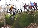 Big Jump Dominique Guillaume - hochklettern ist schwerer