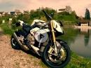 Bikeporn BMW S1000R: 'Ein Tag in meinem Leben' Kracher!