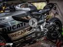 Bikeporn: Ducati Panigale 1199 SR 'Genesis' by RecArt - Kracher