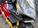 BikePorn Ducati Panigale V4R mit Akra Soundtrack