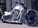 BikePorn: Harley Davidson Custom Bike Iron Horse