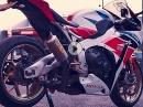 BikePorn: Honda CBR 1000 RR Fireblade SP | Arrow GP2