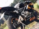 BikePorn - Honda CBR 600 RR - ACAB