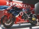 BikePorn / Launch Honda CBR1000RR-R Fireblade SP, WSBK, Leon Haslam, Alvaro Bautista