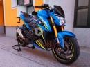 BIkePorn: Suzuki GSX-S 1000