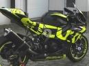 Bikeporn Suzuki GSXR 1000 K6 Trackbike by PS-Treff