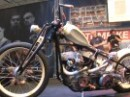 Biker build of auf der Custombike 2008 in Bad Salzuflen