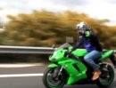 Biker in Spanien/MotoGP Jerez 2008