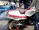 Biker´s Classic Spa: Sepp Hage Yamaha TZ 500J Warmup