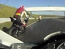 Onboard Biktoberfest Oschersleben mit Yamaha R6 - Rennen 2 - 1:36.009