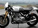 Bildschön: Norton Cafe Racer world first ride