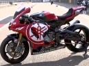 Bildschön: Yamaha R1 Umbau | Motorrad Klein beim PS TunerGP 2015