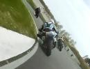 Bilster Berg - erste Onboard vom Moped - 30.04.2013 Hammer Strecke
