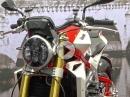 Bimota auf der Eicma - Bildschöne Tesi 3D und Impeto