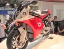 Bimota BB3 2014 mit dem Motor der BMW S1000RR