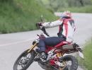 Bimota DBX Road Test via MCN des 23 Kilo teuren Edel Stollen Eisens