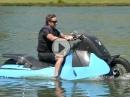 Biski - Motorrad & Jetski in einem Fahrzeug - Amphibienmotorrad