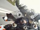 Bisschen Gas am Kesselberg - Brötchen holen