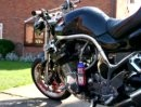 Black Betty - build a Streetfighter