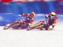 Blagoveshchensk: Eisspeedway WM 2014 Speedway Gladiators Hihglights