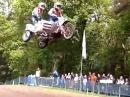 Bloody nuts - Sidecar Motocross - Flugshow auf drei Rädern - Braapp