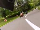 Blümchenpflücker Express: Kawasaki ZX10R, Z1000, Yamaha R1