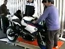 BMW Motorrad - 24h Le Mans - Technische Abnahme