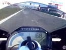 Onboard BMW HP2 Sport at Albacete - MCN