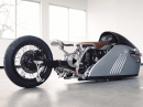 BMW 'Alpha' Custom BMW K75 von Mark Atkinson and Mehmet Doruk Erdem