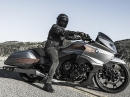 BMW 'Concept 101' Bagger - The Spirit of the Open Road