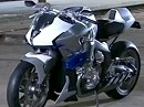 BMW Concept 6 straight six motorcycle