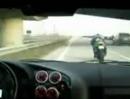BMW E36 vs Motorrad: Kurz, schmerzlos und ernüchternd!