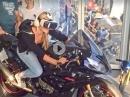BMW EyeRide virtuelle Motorrad Tour