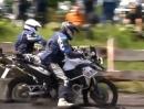 BMW GS Trophy 2012 - 30.11 Tag 6 - Wetter-Extreme Sonderprüfungen