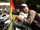 BMW GS Trophy 2012 - Ankunft der Teilnehmer, Vorbereitung