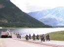 BMW GS Trophy 2014 Kanada - Tag2