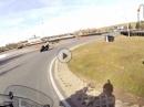 BMW GS und Supersporler auf dem Harzring