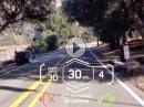 BMW Head-Up Display Helm: Fahrinformationen im Sichtbereich