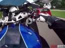BMW HP4: Durchgeknallte Probefahrt. Vollgas, Powerwheelies by Full Aggression Max Wrist