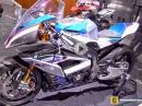 BMW HP4 Race - Rundgang mit Details der limitierten Carbon-Waffe