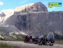 BMW K 1600 GT vs Honda Pan-European vs Kawasaki 1400GTR vs Yamaha FJR1300A. Dolotest von TOURENFAHRER