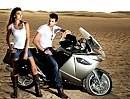 BMW K1300GT- Making Of Gran Turismo in Dubai