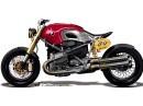 BMW Lo Rider - sensationelles Scrambler Konzept von BMW