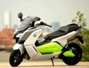 BMW Motorrad C Evolution - leistungsfähiger Elektro-Motorroller