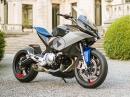BMW Motorrad Concept 9cento - Alleskönner für die Straße