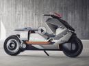 BMW Motorrad 'Concept Link' Urbane Einspurmobilität neu gedacht.