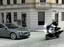 BMW Motorrad Cross Traffic Assistent - Unfallverhütung